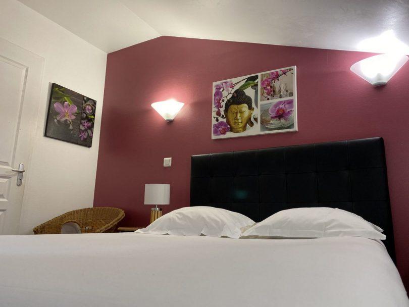 Chambre double Lyon